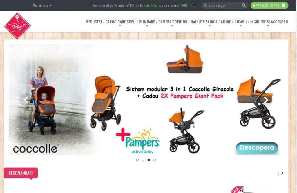Creare Magazin online - Exemplu